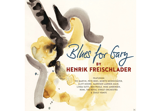 Henrik Freischlader - Blues For Gary (2LP) - (Vinyl)