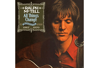 Ralph Mctell - All Things Change: The Transatlantic Anthology 1967-1970 - (CD)