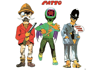 Patto - HOLD YOUR FIRE - (CD)