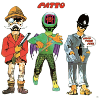Patto - HOLD YOUR FIRE [CD]