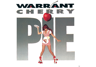 Warrant - CHERRY PIE - (CD)