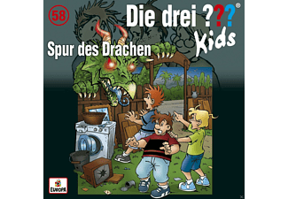 SONY MUSIC ENTERTAINMENT (GER) 058 - Spur des Drachen