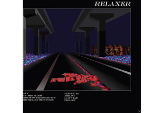 Alt-J - Relaxer (LP+MP3) - (LP + Download)