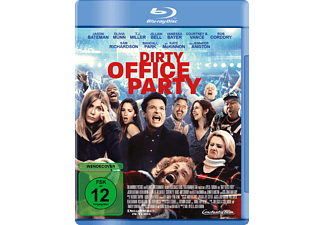 Dirty Office Party - (Blu-ray)