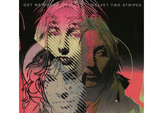 Velvet Two Stripes - Got Me Good (EP) - (CD)