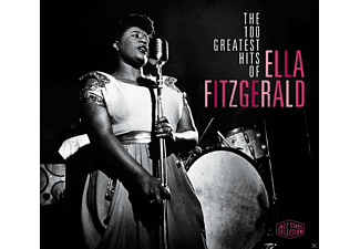 Ella Fitzgerald - The 100 Greatest Hits Of - (CD)