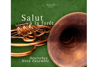 Deutsches Horn Ensemble - Salut la Foret - (CD)
