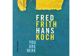 Hans Koch, Frith Fred - You Are Here - (CD)