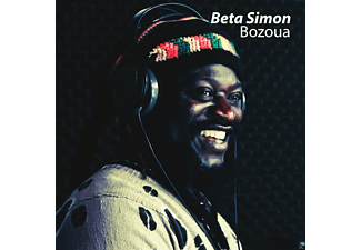 Beta Simon - Bozuoa - (CD)