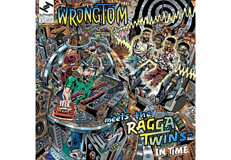 Wrongtom Meets The Ragga - In Time - (CD)