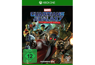 Guardians of the Galaxy - The Telltale Series - Xbox One