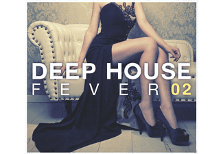 VARIOUS - Deep House Fever 02 - (CD)