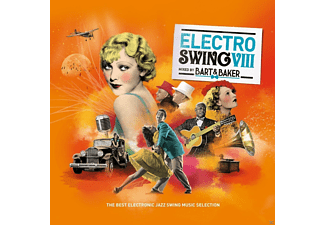 VARIOUS - Electro Swing 08 - (CD)