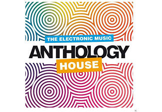 VARIOUS - House Anthology - (CD)