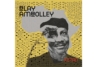 Blay Ambolley - Ketan - (CD)