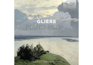 Gianluca Imperato - Piano Music - (CD)