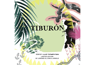 VARIOUS - Tiburon Beach Club,Formentera-Vol.3 - (CD)