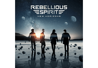 Rebellious Spirit - New Horizons (Digipak) - (CD)