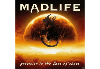 Madlife - Precision In The Face Of Chaos - (CD)
