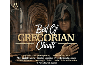 VARIOUS - Best Of Gregorian Chants - (CD)