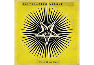 Destination Lonely - Death Of An Angel - (CD)