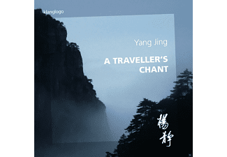 First European Chinese Ensemble, Calmus Ensemble - A Traveller's Chant - (CD)