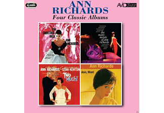 Ann Richards - Ann Richards-Four Classic Albums - (CD)