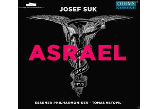 Essener Philharmoniker - Asrael - (CD)