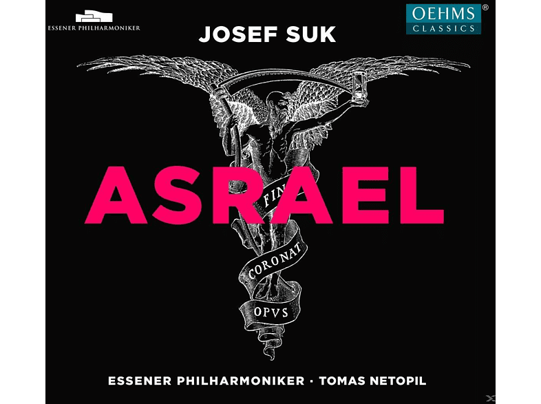 Essener Philharmoniker - Asrael [CD]