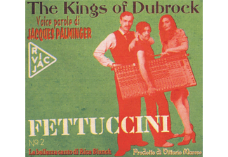 The Kings Of Dubrock - Fettuccini - (CD)