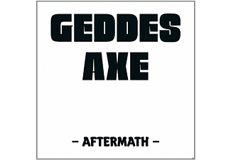 Geddes Axe - Aftermath (Digipack) - (CD)