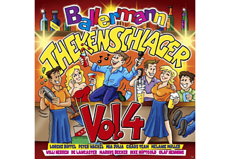 VARIOUS - Ballermann Thekenschlager Vol. - (CD)