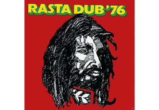 The Aggrovators - Rasta Dub '76 - (CD)