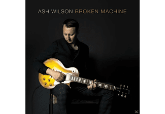 Ash Wilson - Broken Machine - (CD)