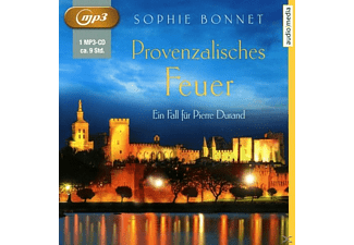 Provenzalisches Feuer - 1 MP3-CD - Krimi/Thriller