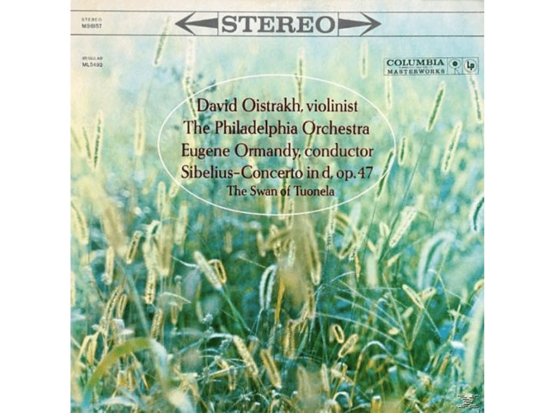 David Oistrakh, The Philadelphia Orchestra - Violin Concerto [Vinyl]