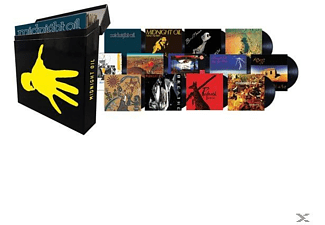 Midnight Oil - The Complete Vinyl Box Set - (Vinyl)