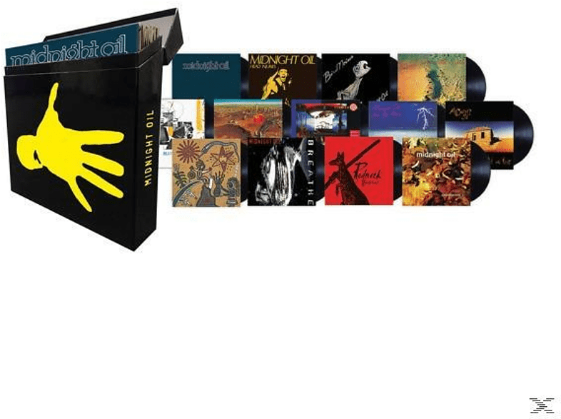 Midnight Oil - The Complete Vinyl Box Set [Vinyl]