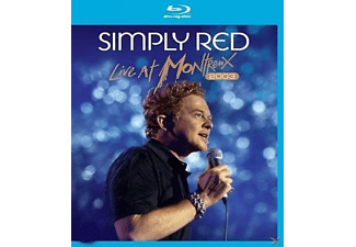 Simply Red - Live At Montreux 2003 (Bluray) - (Blu-ray)
