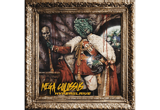 Mega Colossus - Hyperglaive - (CD)