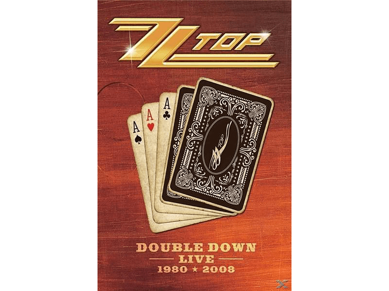ZZ Top - Double Down Live (2DVD) [DVD]