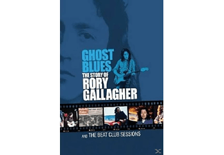 Rory Gallagher - Ghost Blues - The Story Of - (DVD)