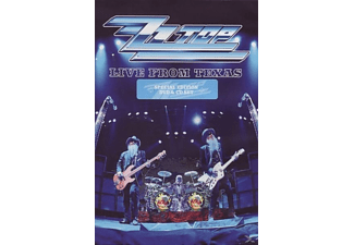 ZZ Top - LIVE FROM TEXAS - SPECIAL EDITION - (DVD)
