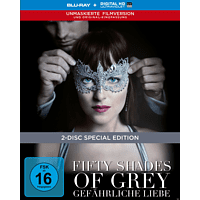 Fifty Shades Of Grey 2 (Special Edit./Digibook) [Blu-ray]