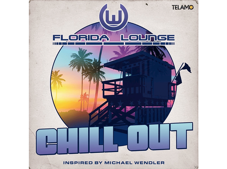 Florida Lounge - Chill Out (Inspired by Michael Wendler) [CD]