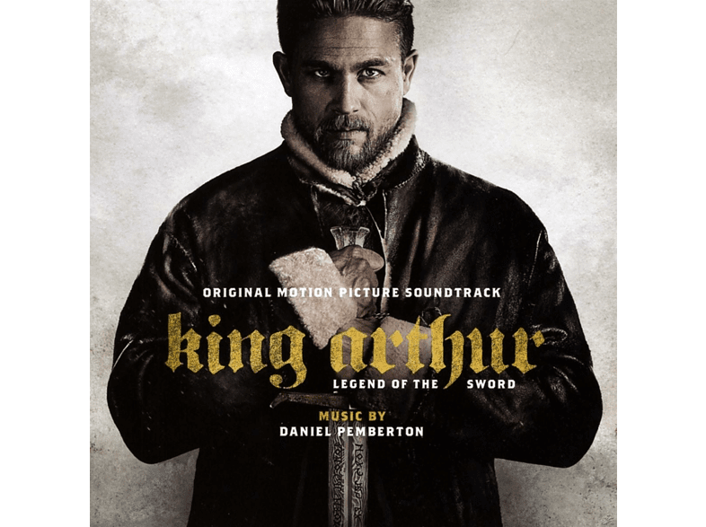 O.S.T. - King Arthur: Legend of the Sword/OST [CD + Download]