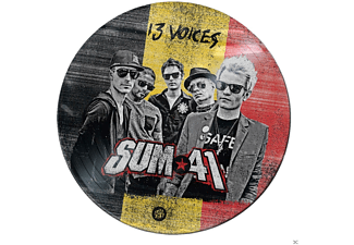 Sum 41 - 13 Voices (LTD Picture Disc Vinyl-Belgium) - (Vinyl)