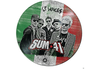Sum 41 - 13 Voices (LTD Picture Disc Vinyl-Italy) - (Vinyl)