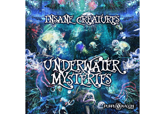 Insane Creatures - Underwater Mysteries - (CD)