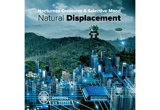Nocturnes Creatures, Selective Mood - Natural Displacement - (CD)